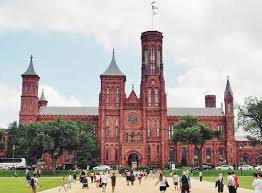 Smithsonian-Institution-Building